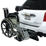 Bruno AWL-1600 Back Saver Wheelchair Lift