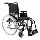 Cougar Folding Wheelchair