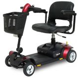 Pride Go Go Elite Traveller 4-Wheel