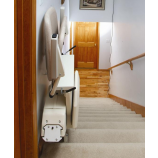 Harmar Pinnacle Straight Stair Lift SL600