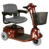 CTM HS-320 Economy Scooter 3 Wheel