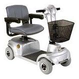 CTM Economy Scooter 4 wheel