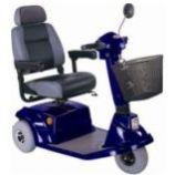 CTM HS-570 Mid Range 3 Wheel Scooter