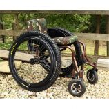 Invacare Top End Crossfire All Terrain Wheelchair