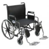 Sentra Heavy Duty Extra Wide Wheelchair