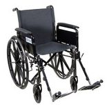 Drive Silver Sport 1 Single Axle wheelchair