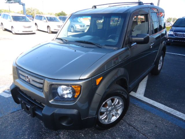 manual honda element 2008