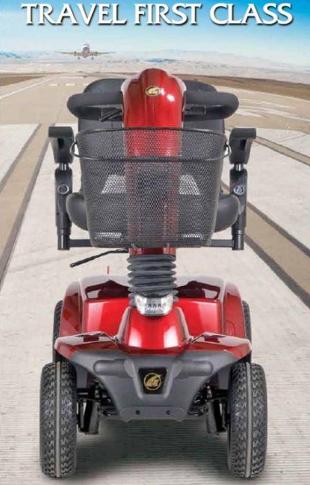 Golden Companion GC440 4 wheel Scooter
