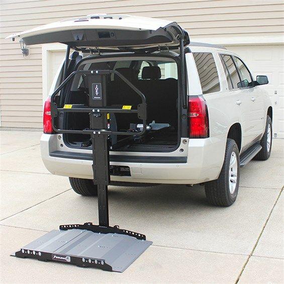 Wheelchair Lift For Car >> Bruno Joey Interior Platform Lift