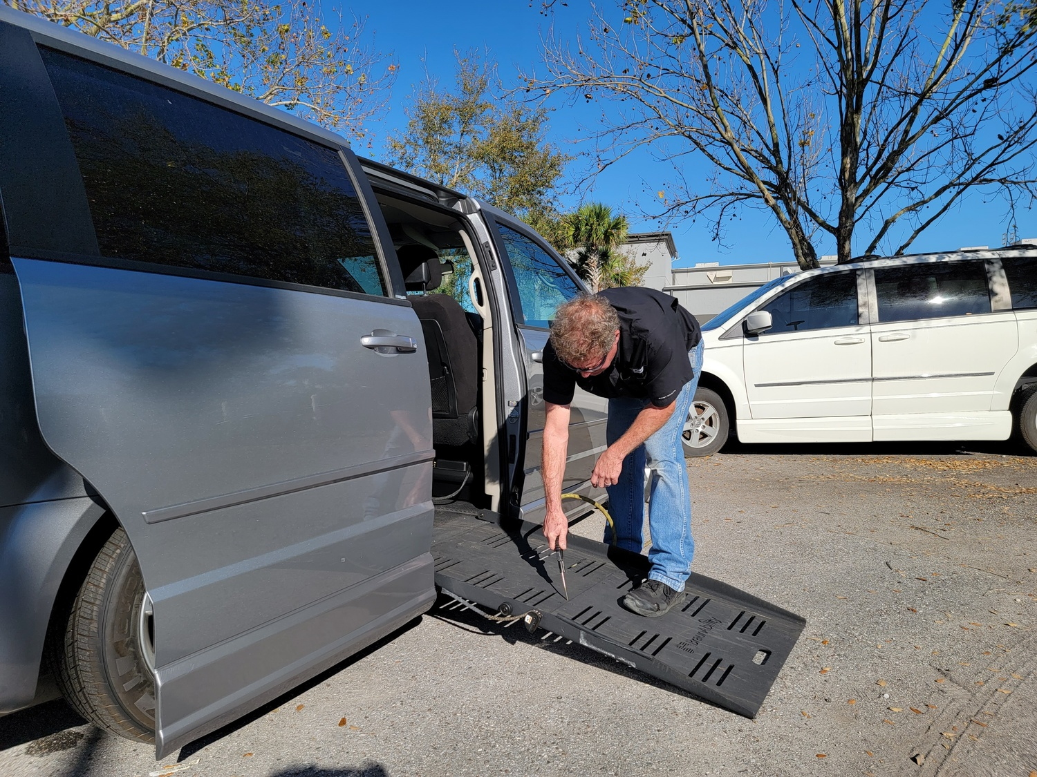 Wheelchair Accessible Vehicle Upkeep