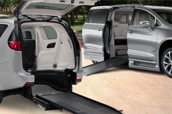 Wheelchair Vans: Side Entry vs Rear Entry