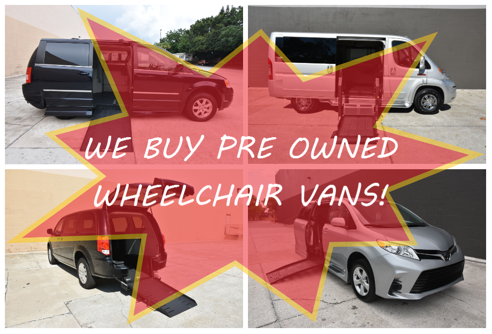 Mobility Express Announces Pre Owned Van Buying Initiative