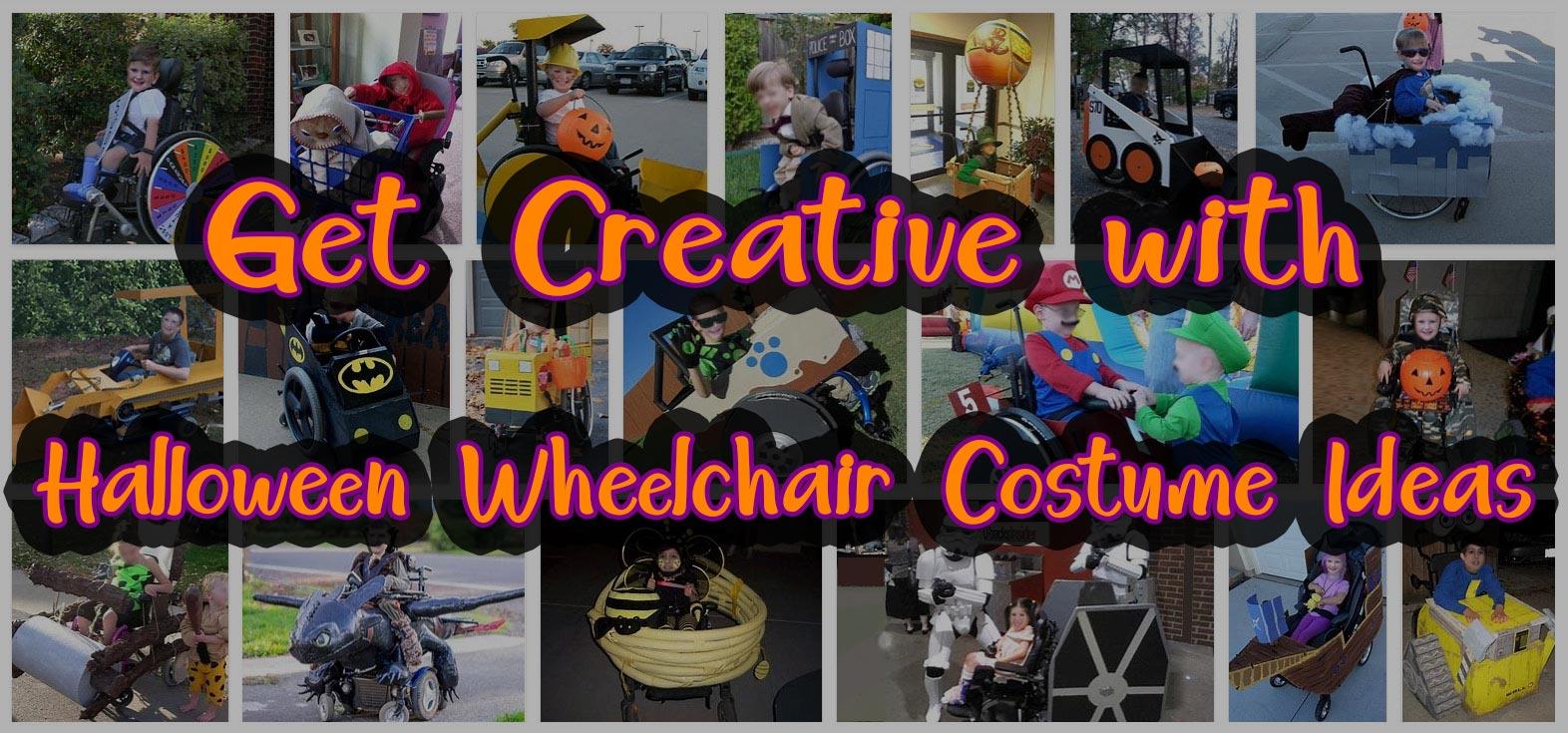 Wheelchair Halloween Costume Ideas & Tips for Inclusivity