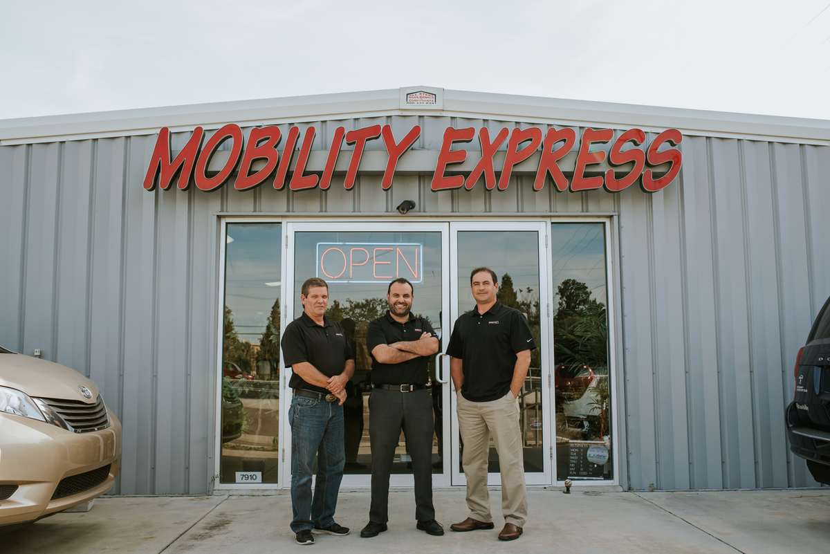 Mobility Express Grand Opening - Largo | November 8, 2013