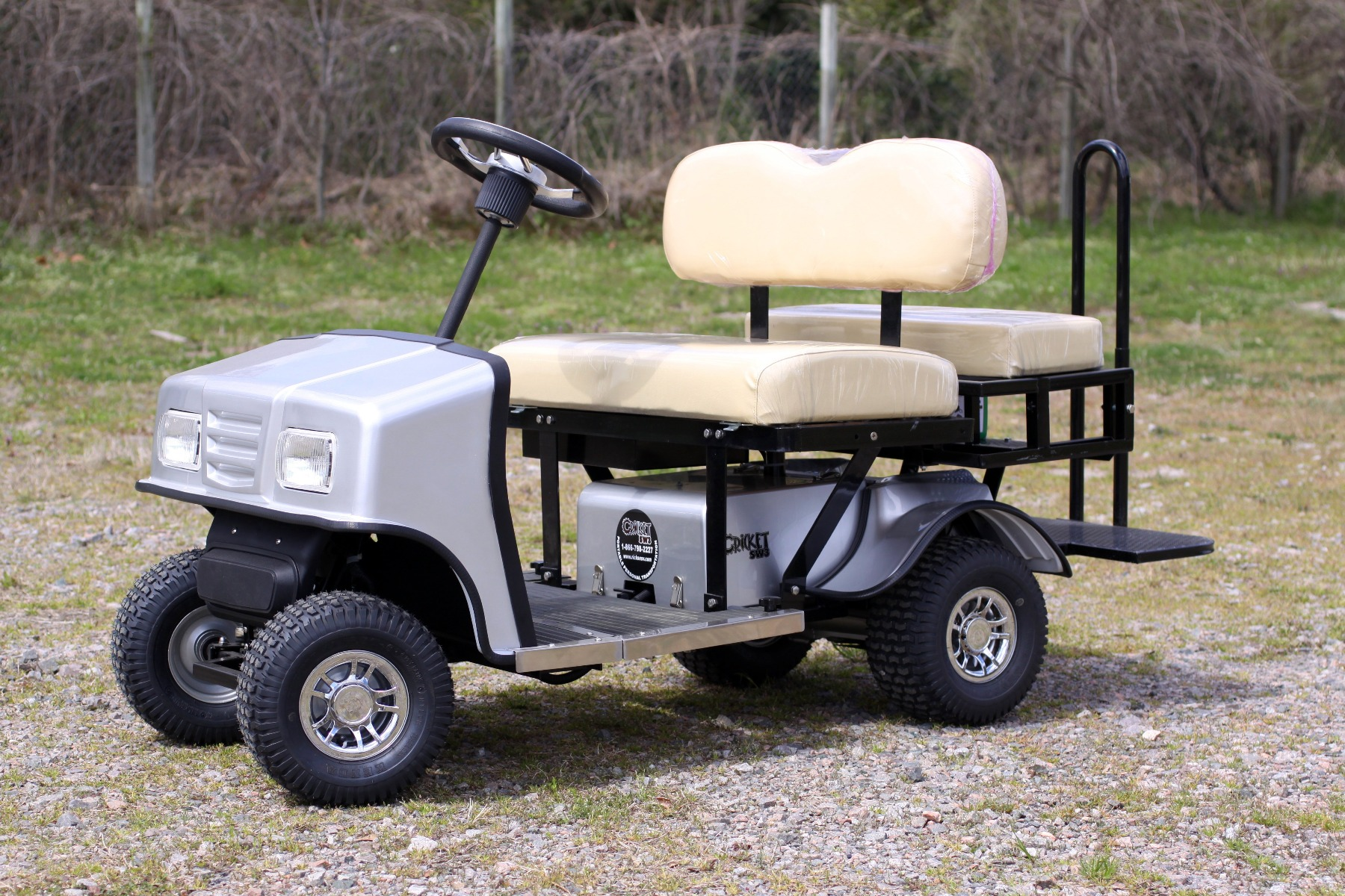 Cricket SX-3 Mini Cart for sale in Florida Image