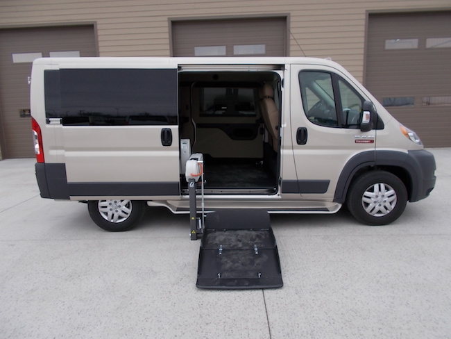 Dodge_promaster_wheelchair_van
