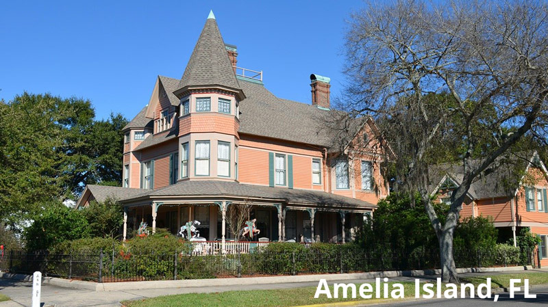 Victorian Home Amelia Island - Wheelchair Accessible Tourism