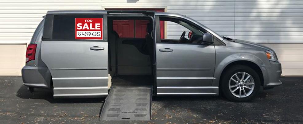 Sell Your Handicap Van