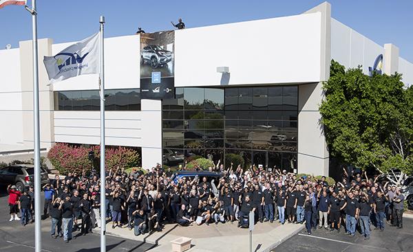 VMI Honda Pilot Conversion Team