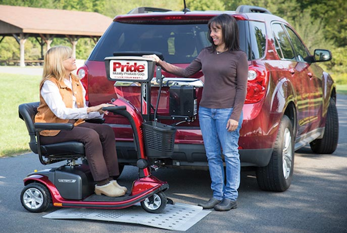 wheelchair van lifts for power chairs in florida